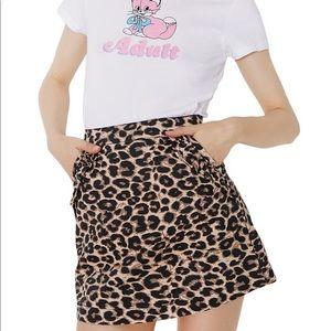 Lazy Oaf Purrfect Skirt